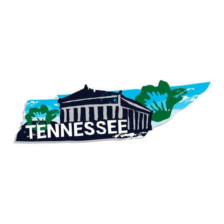 tennesse: Del estado de Tennessee