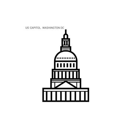 dc: US capitol washington dc