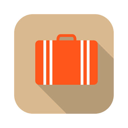 packing suitcase: Suitcase