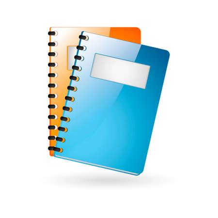 notepads: Notepads Illustration