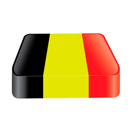 belgium: Belgium icon Illustration