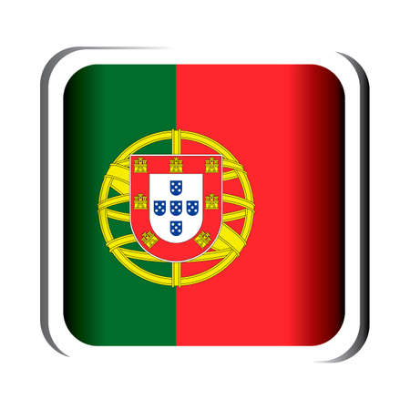 drapeau portugal: Portugal flag icon