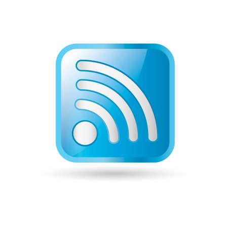 publishes: RSS symbol