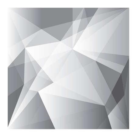 ファセットの抽象的な背景