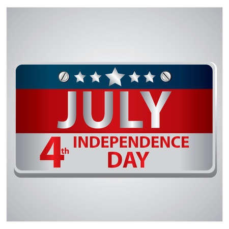 board: Independence day board