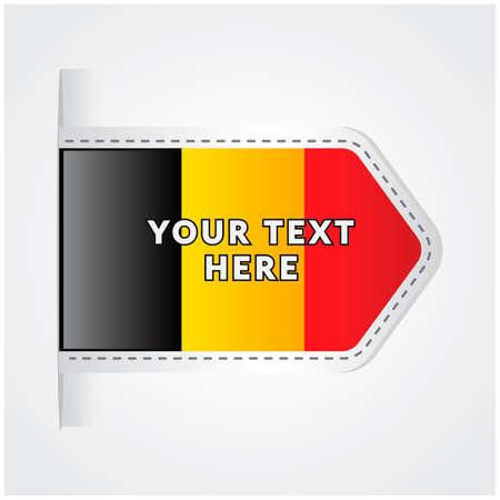 tag: Belgium tag