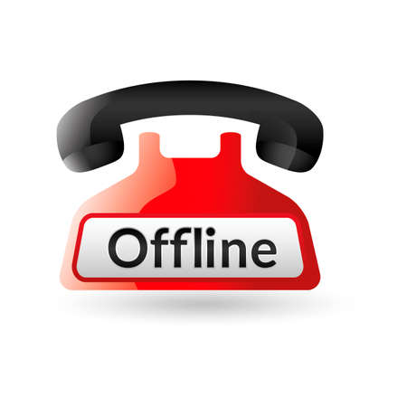offline: Telephone operations offline