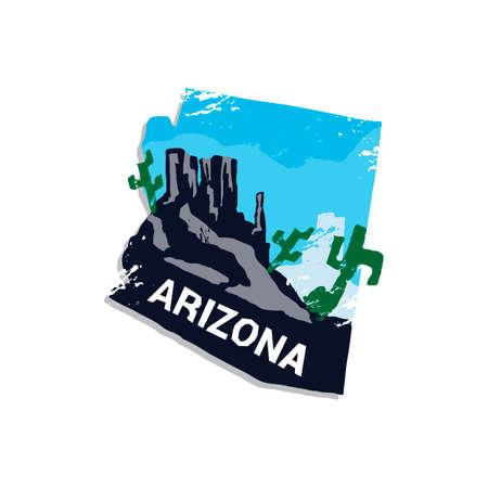 state of arizona: Arizona state