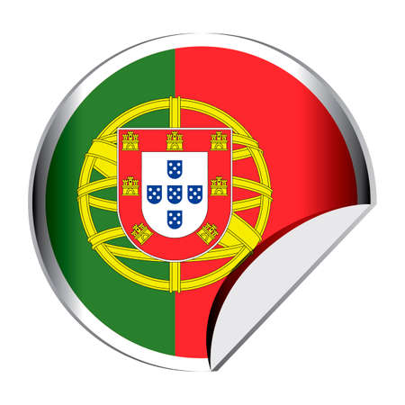 drapeau portugal: Portugal flag icon