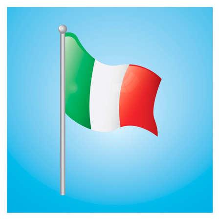 flag: Italy flag