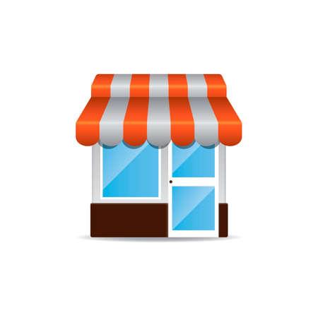 frontdoor: Shop Illustration