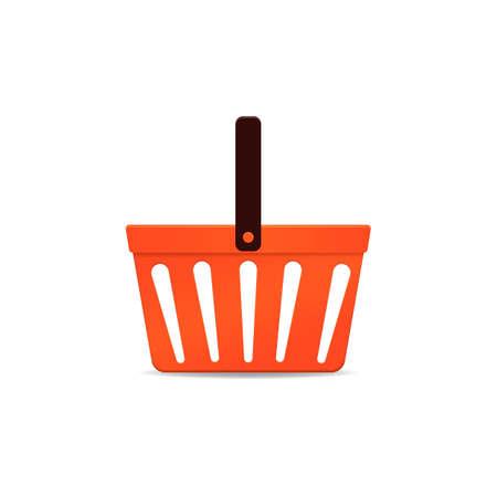 shopping basket: Shopping basket Illustration