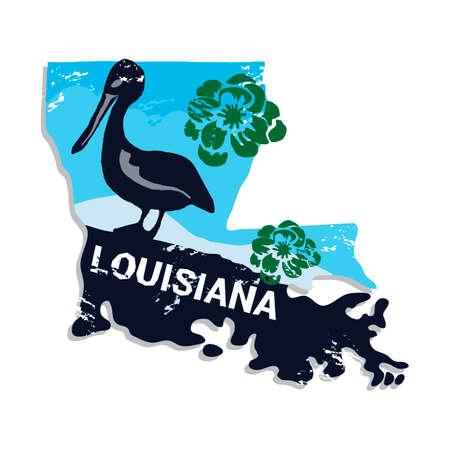 louisiana state: Louisiana state