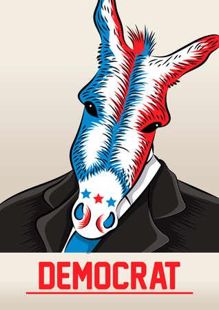 democrat: Democrat poster