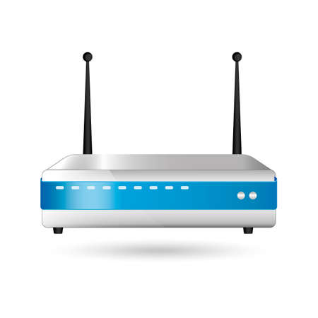 signal device: Wifi router