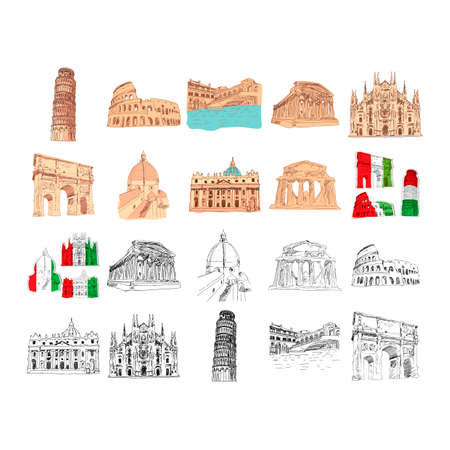 rialto: Italian landmarks