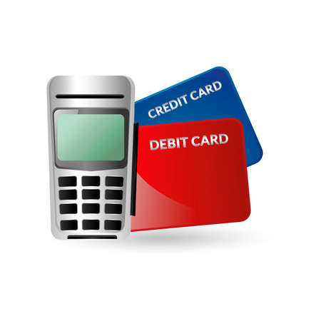 reader: Credit card reader and banking cards