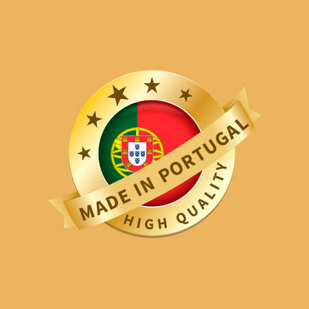 em: Made in Portugal r�tulo