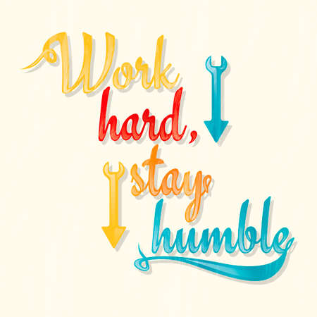 humble: Motivational quote
