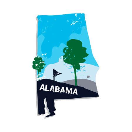alabama: Alabama state