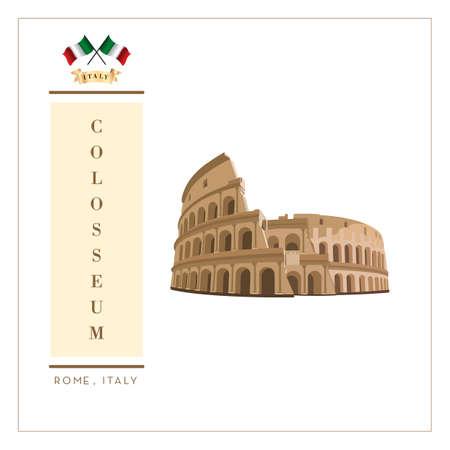 ancient roman: Colosseum