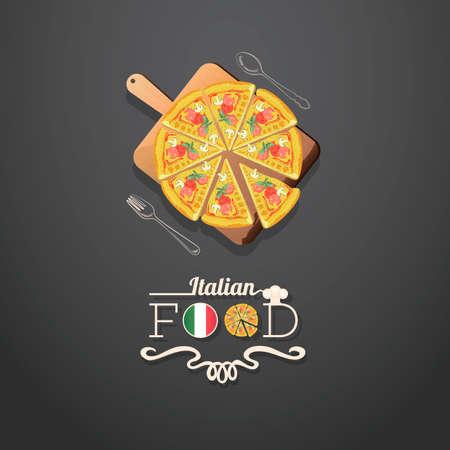 binge: Italian food