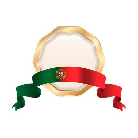 portugal: Portugal badge