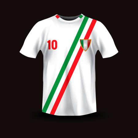 sports jersey: Italian sports jersey