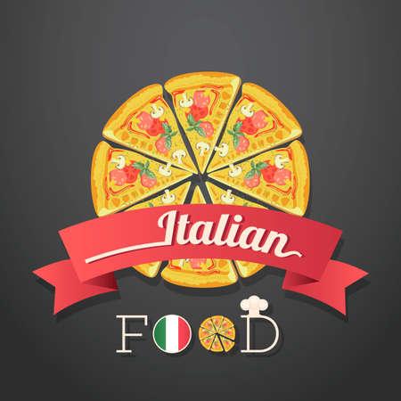comida italiana:
