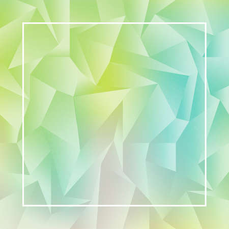 faceted: Faceted background