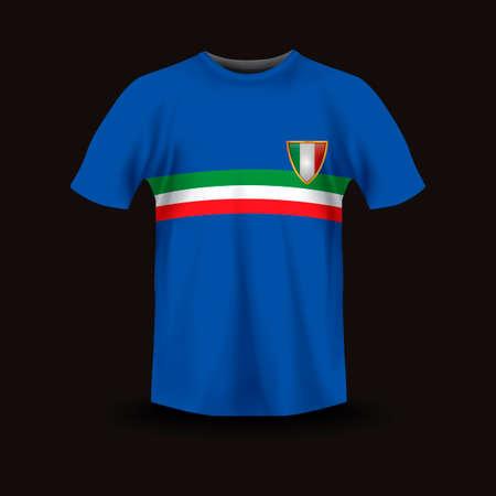 menswear: Italian sports jersey