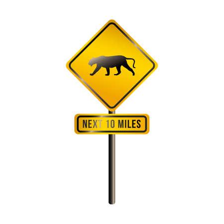 puma: Next 10 miles puma crossing