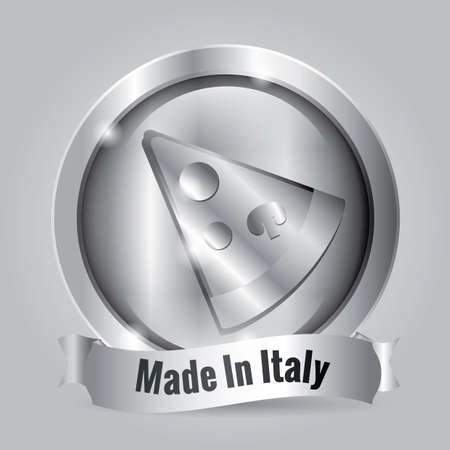 made in italy: Made in Italy badge