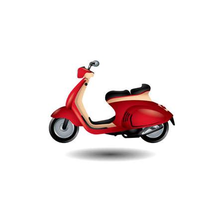 wheeler: Scooter