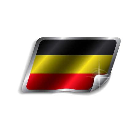 parallelogram: Belgian label