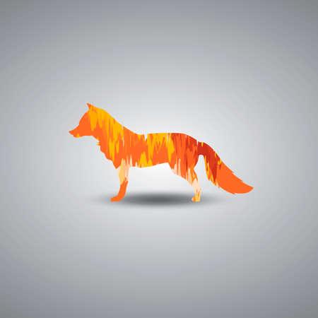 cut outs: Fox