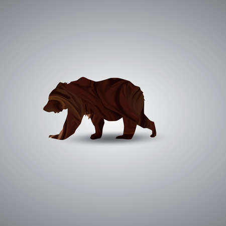 cut outs: Bear