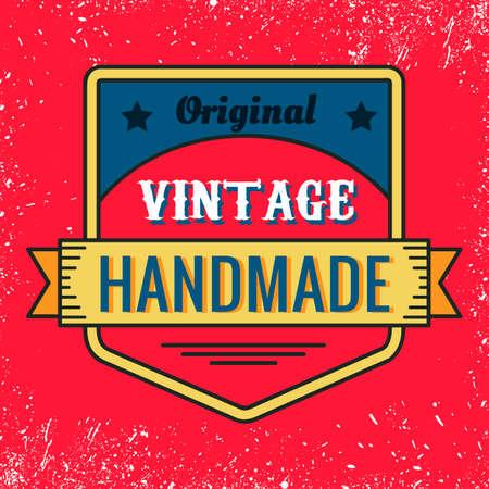 original: Original handmade design
