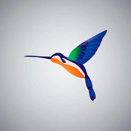 diurnal: Hummingbird