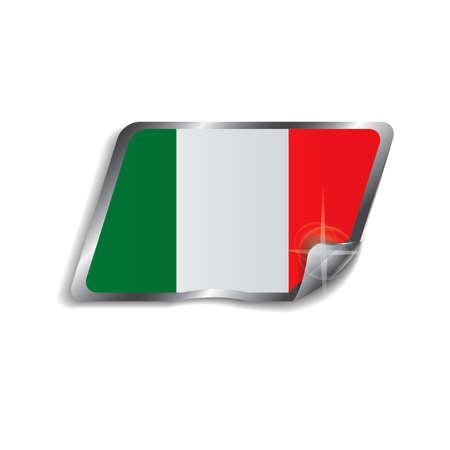 parallelogram: Italy label