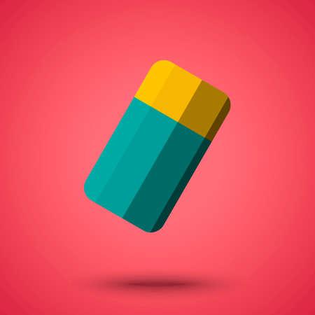eraser: Eraser Illustration