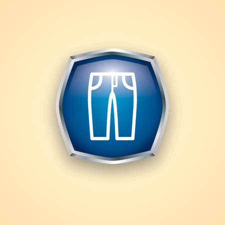 trouser: Trouser Illustration