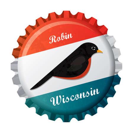 robin bird: Robin bird