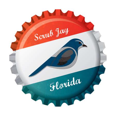 scrub: Scrub jay