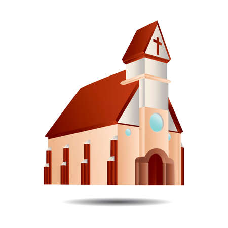 holy place: Church Illustration