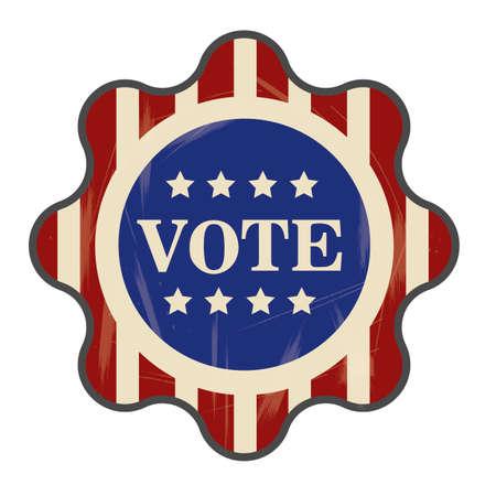 vote label: Vote label