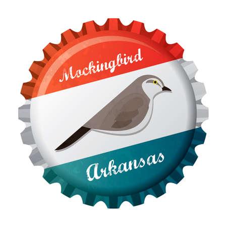 ruiseñor: Mockingbird  Vectores