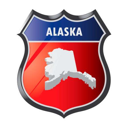 alaska: Alaska state