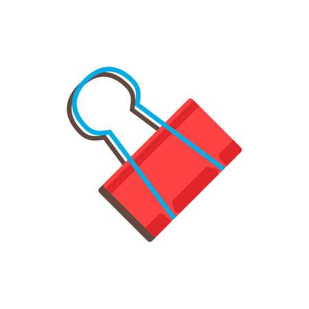 바인더: Binder clip