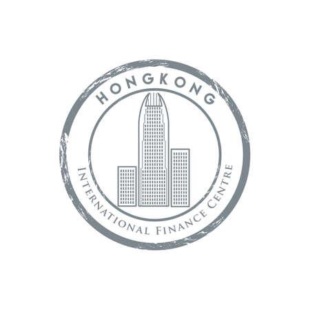 sky scraper: international finance center